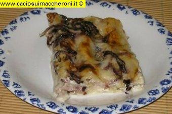 Distribuire il burro a fiocchetti e mettere in forno caldo (180/200 ...